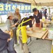 今年で4回目の徳良湖(新そば祭り)