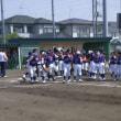 第6回 東京ヤクルトスワローズカップ少年野球交流大会 燕市予選会