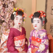 祇園にて舞妓体験