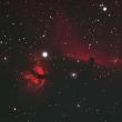 この冬初撮り IC434 馬頭星雲