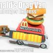 McDonald's Drag Van