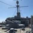 「記念艦三笠」よりの、アマチュア無線公開運用