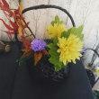 竹の花器☆