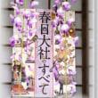 「平等院~春日大社の藤の花、そして明石海峡大橋の夜景を撮りに」 (H30・4/24)