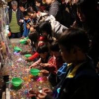 尾張神社の秋祭です。