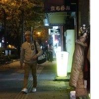 谷九のオアシス(息子にささげる編) enjoyed Japanese boiled dish called 'oden' after boxing training