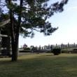 仕事帰りに石橋記念公園に寄ってみました・・・鹿児島の風景
