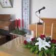 2015年のクリスマス礼拝