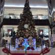 東急デパートのクリスマスツリー