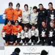 強敵オランダを撃破!スピードスケート女子パシュートで日本が金メダル!