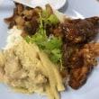 【谷町六丁目】「大衆食堂スタンド そのだ」系列の南国料理のお店でランチ(台風飯店)