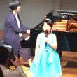 孫のピアノ発表会