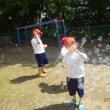 小学部1年生 遊びの時間 「しゃぼんだまであそぼう」