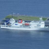海洋研究開発機構 「かいれい」