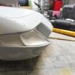 パテ研磨&サフェーサーの塗装Ver.2