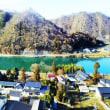 平成29年睦月の生坂村の朝の風景