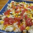 お雛祭りのちらし寿司