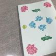 6月の沙羅の会〜蓮のはんこ〜