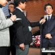 安倍晋三の2018年を表す漢字一文字は「転」