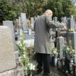 お墓参り(3月22日)