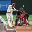 日米野球2018 稲葉JAPANがMLB選抜に大逆転勝利!最後は柳田がサヨナラ2ラン本塁打!