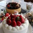 クリスマスコラボイベントが終わりました&12月予定・クリスマスケーキ料理予約状況♪