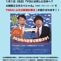 YNSAのテレビ放映について