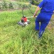共立 やまびこ 斜面草刈機 AZ851A