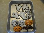 ハロウィンカップケーキ&アイシングクッキー