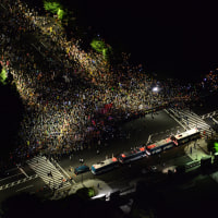 *2012年7月29日「脱原発 国会大包囲」*国会議事堂を包囲