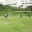 那覇の女子サッカーの普及活動