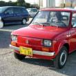Fiat 126 1972- 500のメカニズムを受け継いだフィアット 126
