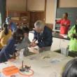 航空連盟主催の「航空スポーツ教室」が行われました。