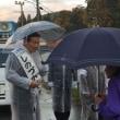 京丹波町議会選挙の応援へ。