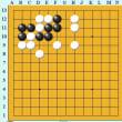 囲碁死活697官子譜