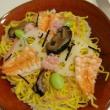 今日のランチ、京樽、簡単料理