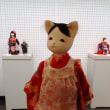 ネコのいる人形展へ行って来ました~♪