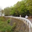 ウエルネスウォーキングは、旧長尾道(水道の道)。