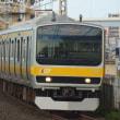 2017年8月23日 総武線  平井 E231系B901編成