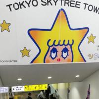 最後の研修、東京スカイツリー
