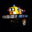 8/6 秋田小坂町の七夕祭り 30年振り見学