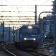 2018年3月19日,今朝の中央線 81レ EH200-5