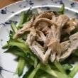 賞味期限切れの牛乳  &  木綿豆腐の納豆昆布和え