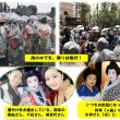 東京・向島の牛島神社大祭②/雨の中を