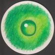 手描きコースター0074