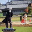 巨大な聖徳太子 ・ 案山子の世界(奈良県)