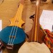 チベットの伝統楽器ダムニェン教室を見学してきました。