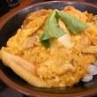 かけうどん(並)+野菜かき揚げ天丼(2) 丸亀製麺