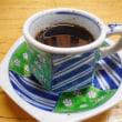 「井上」、青葉区立町で、茄子とピーマン田楽風定食700円