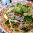 韓国のコッコ麺=塩唐辛子麺
